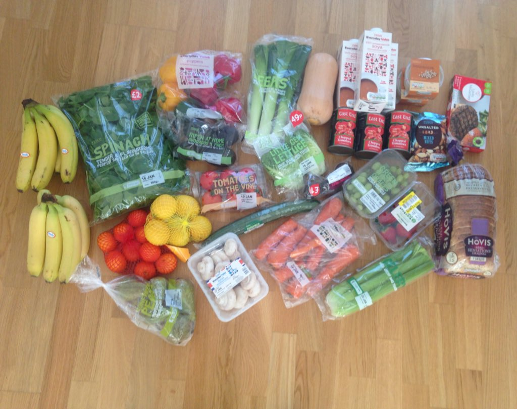 Cheap Vegan Grocery Guide Serena Grace Vegan Blog Uk