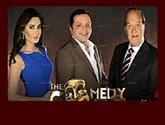 -- برنامج نجم الكوميديا الحلقة 9  هنيدى و حسن وسيرين  13-5-2016