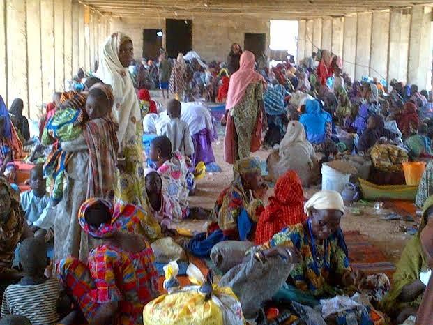 600 women freed boko haram