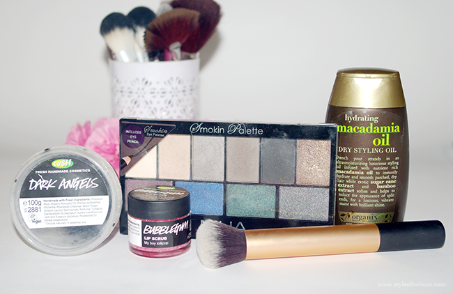 February Favourites {skincare, haircare and makeup}