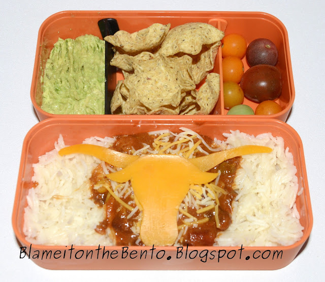 Texas Longhorns Lunch Bento