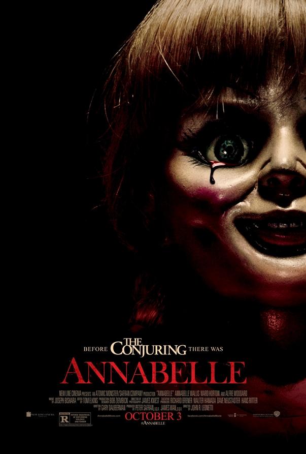Póster: Annabelle