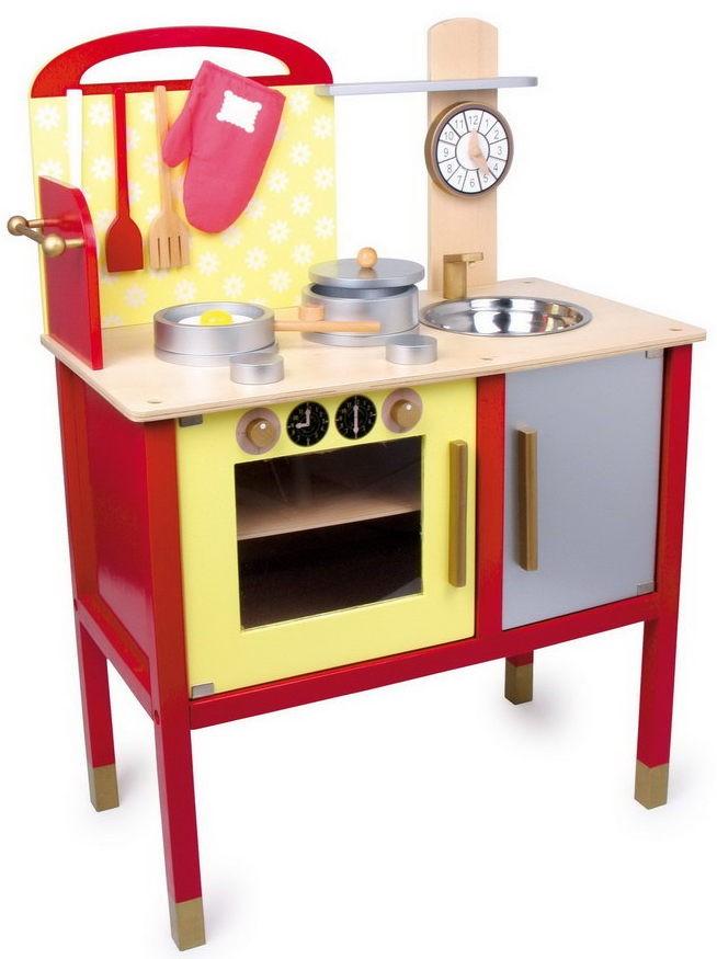Buscando ropita online cocinitas de madera for Cocina lidl madera