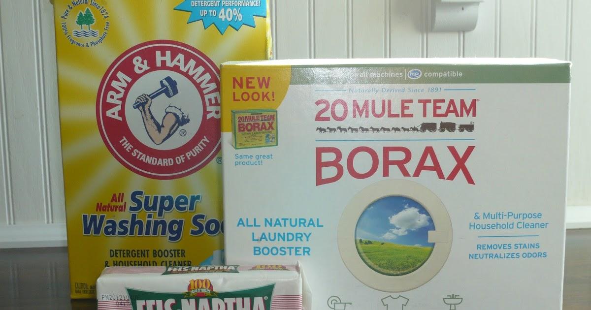 laundry detergent save money