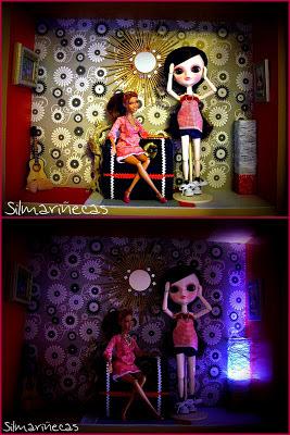 cómo hacer una lámpara para casa de muñecas