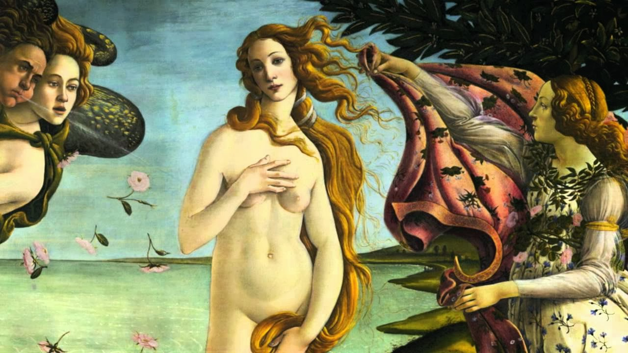 an overview of the birth of venus by botticelli and the concept of the female body sculptures throug Birth of venus (botticelli) venus' body is anatomically improbable it seems likely that botticelli worked out the concept for the painting.