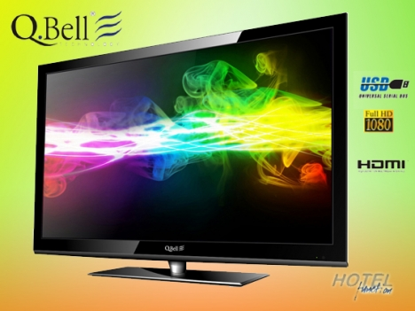 qbell 40 pollici  Tv Lcd 32 pollici QBell solo 199 euro | Occasioni Deal