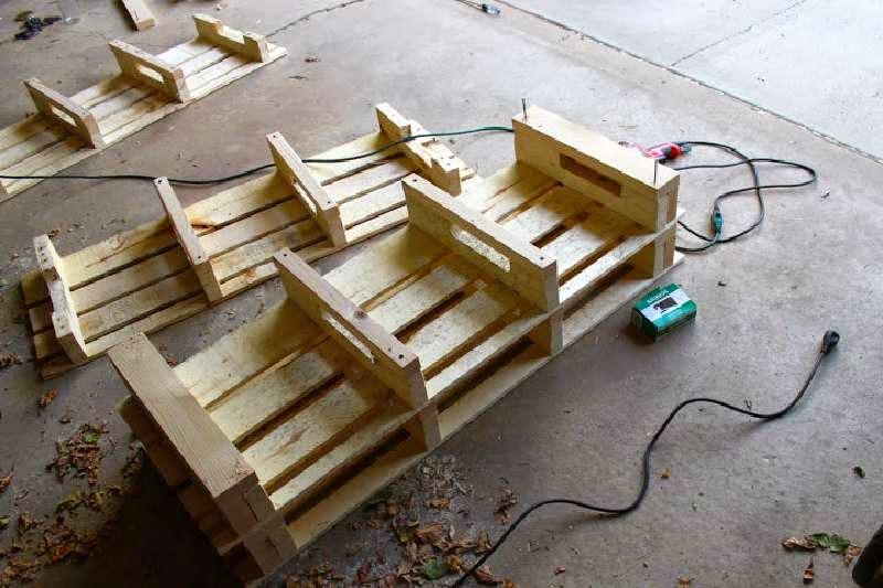 Instrucciones para hacer un zapatero for Como hacer una zapatera de madera paso a paso