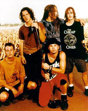 Pearl Jam ,Probablemente La Mejor Banda De Usa