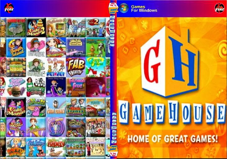 Gamehouse games collection total 150 games full crack