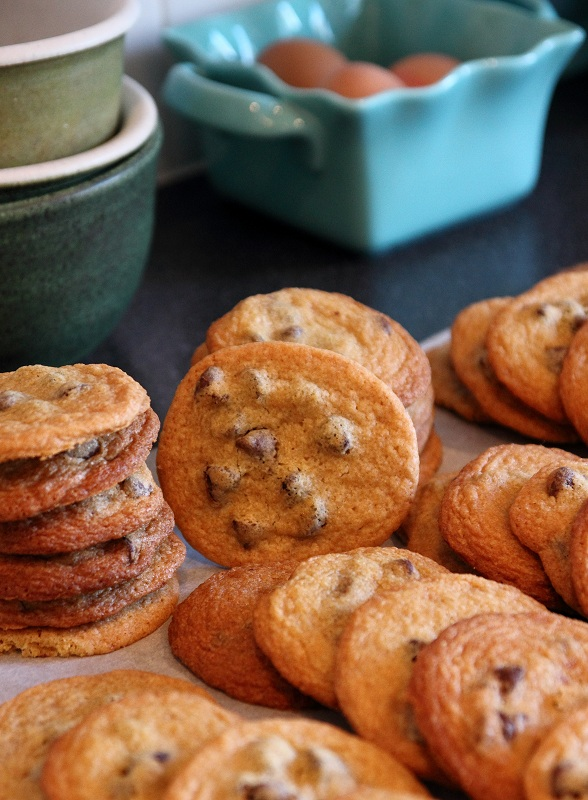 how to make toll house cookies