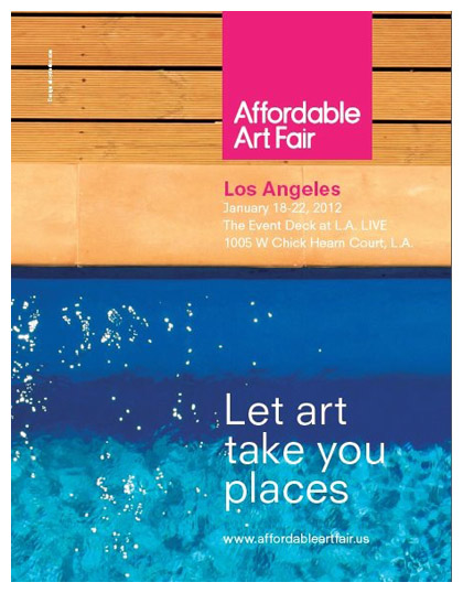 Stella im hultberg affordable art fair los angeles for Craft fairs los angeles