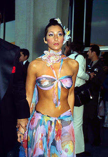 Cher at the 1974 Academy Awards