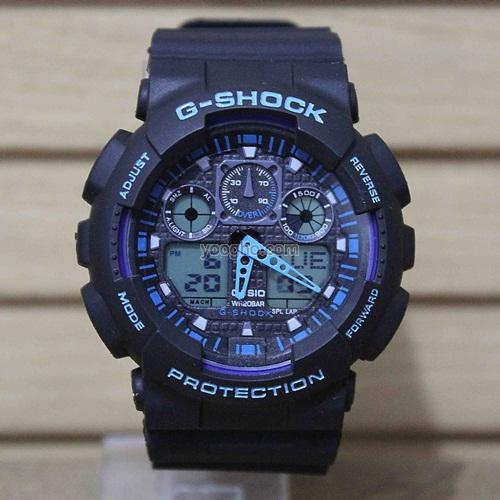 Penjualan terbanyak kedua adalah jam G-Shock GA-300 KW Super dengan jumlah  287 penjualan. Posisi teratas untuk tipe ini adalah penjualan warna hitam  list ... c1cf17cfca
