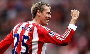 Peter Crouch expected to play against old club Liverpool