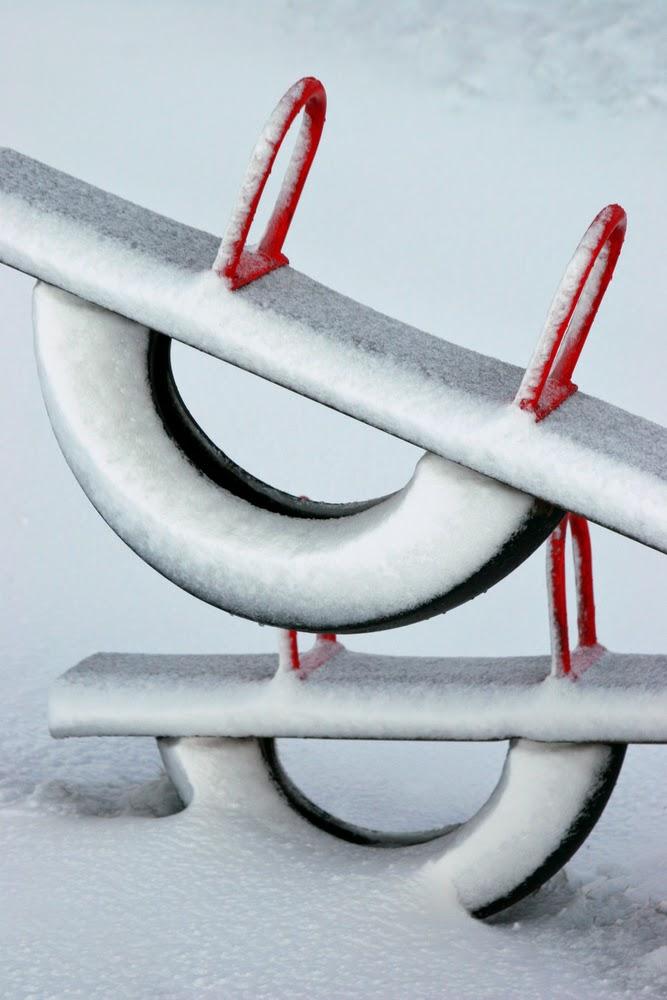 wippe aus alten reifen – diy-anleitung – ideal für kinder, Moderne deko