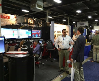 Realtrac ERP System at EASTEC 2015