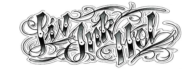 Nate Gamble, Australian, Helsinki, LIV-INK-HEL, Script