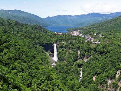 Cachoeira Kegon – Japão