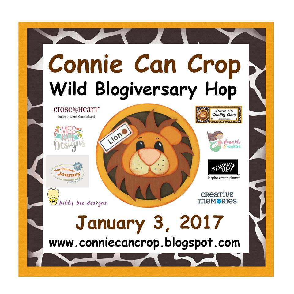 Wild Blogiversary Hop