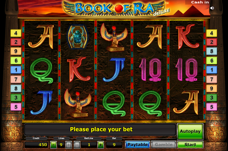 book of ra online gratis poker ca la aparate