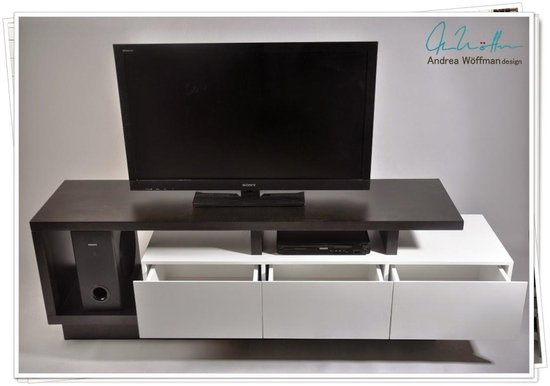 Imagenes de muebles de madera para tv modernos for Muebles de tv modernos