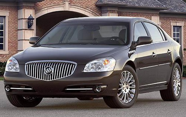 new sports speedicars 2011 buick lucernenewimage. Black Bedroom Furniture Sets. Home Design Ideas