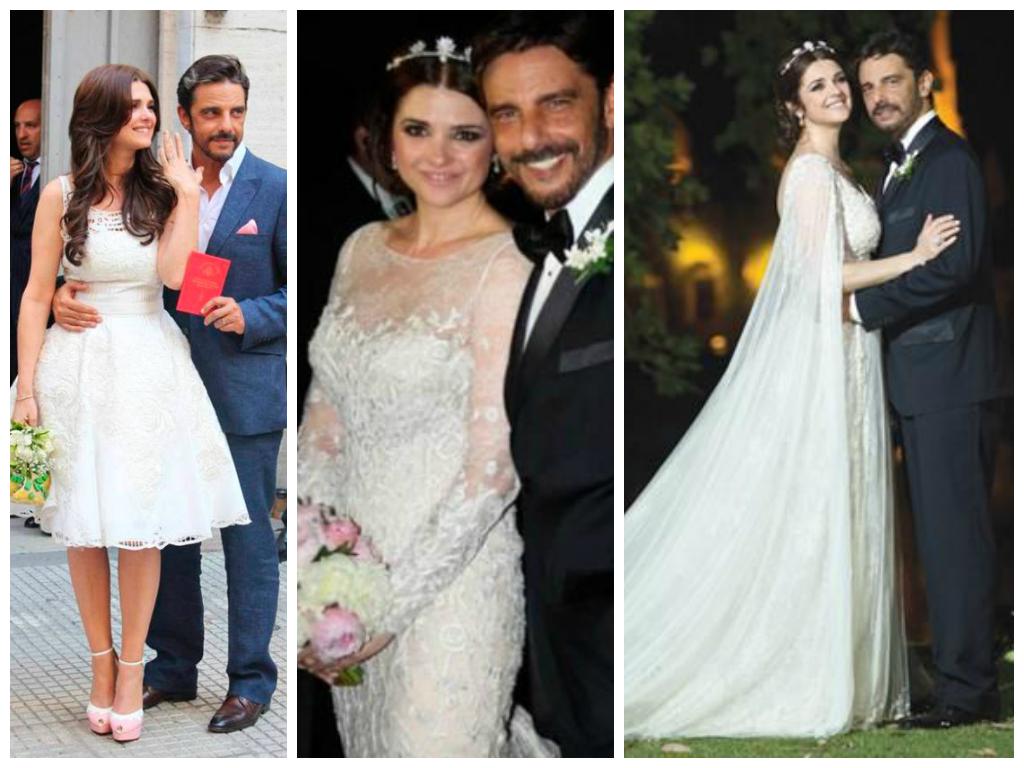 Una novia, tres vestidos - The Rose Carpet