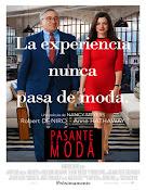 The Intern (Pasante de moda) (2015)  [Vose]