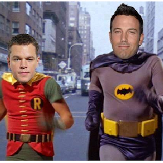 Ben Affleck confirmado para ser el nuevo Batman en la secuela de Man of Steel