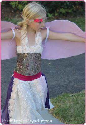 Materials for Fairy Costume