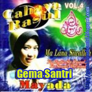 Cahaya Rosul 4 - Album Ummah Mayada-Gema Santri