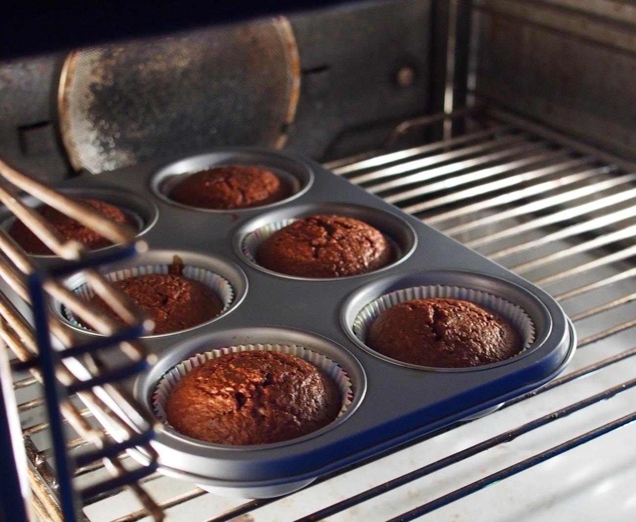 Dukan Chocolate Muffins