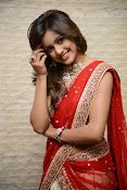 vithika sheru half saree photos-thumbnail-14