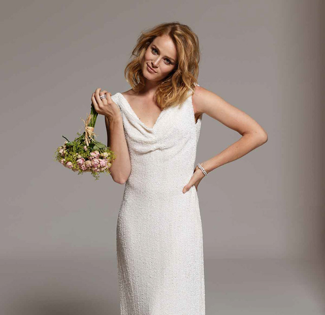 novia vestidos basaldua isabel madrid wedding dress gown