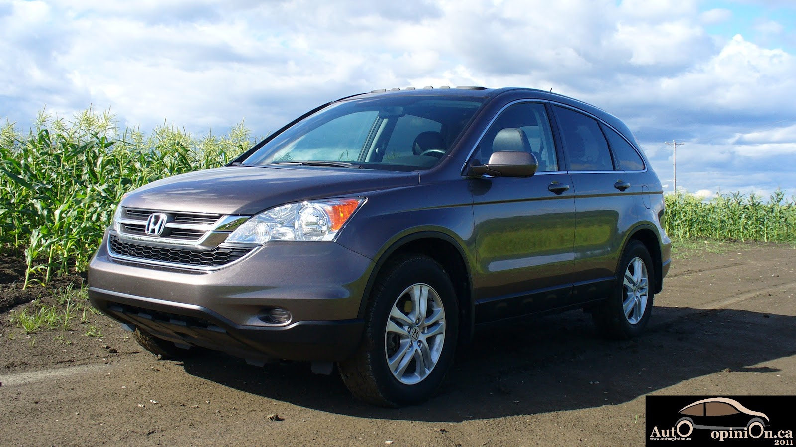 Honda cr v 2011 vs subaru forester 2011 essais routiers for Honda crv vs subaru forester