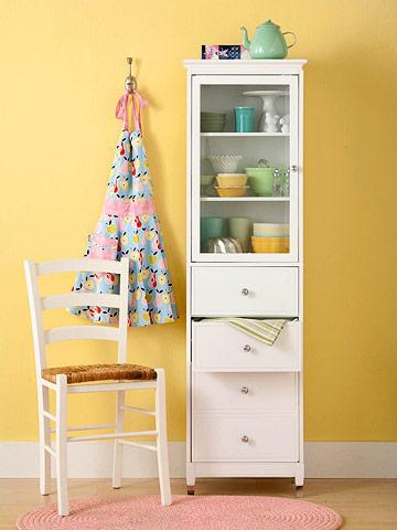 New home interior design affordable kitchen storage ideas for Cheap kitchen storage ideas