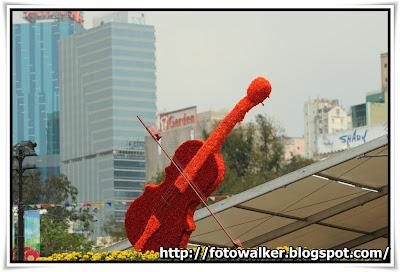香港花展2011