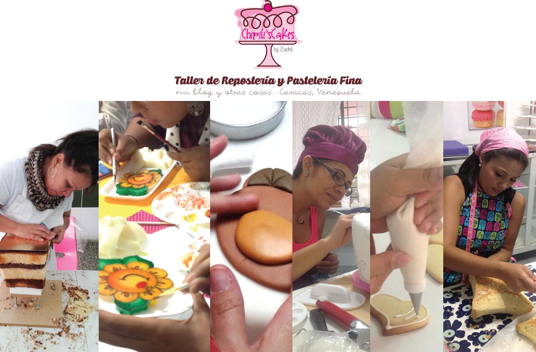 Cursos y Talleres de Repostería y Pastelería en Caracas, Venezuela