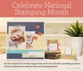 National Scrapbooking Month Sept 2013