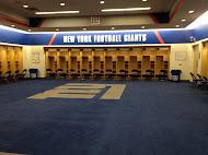 Inside the Giants Locker Room