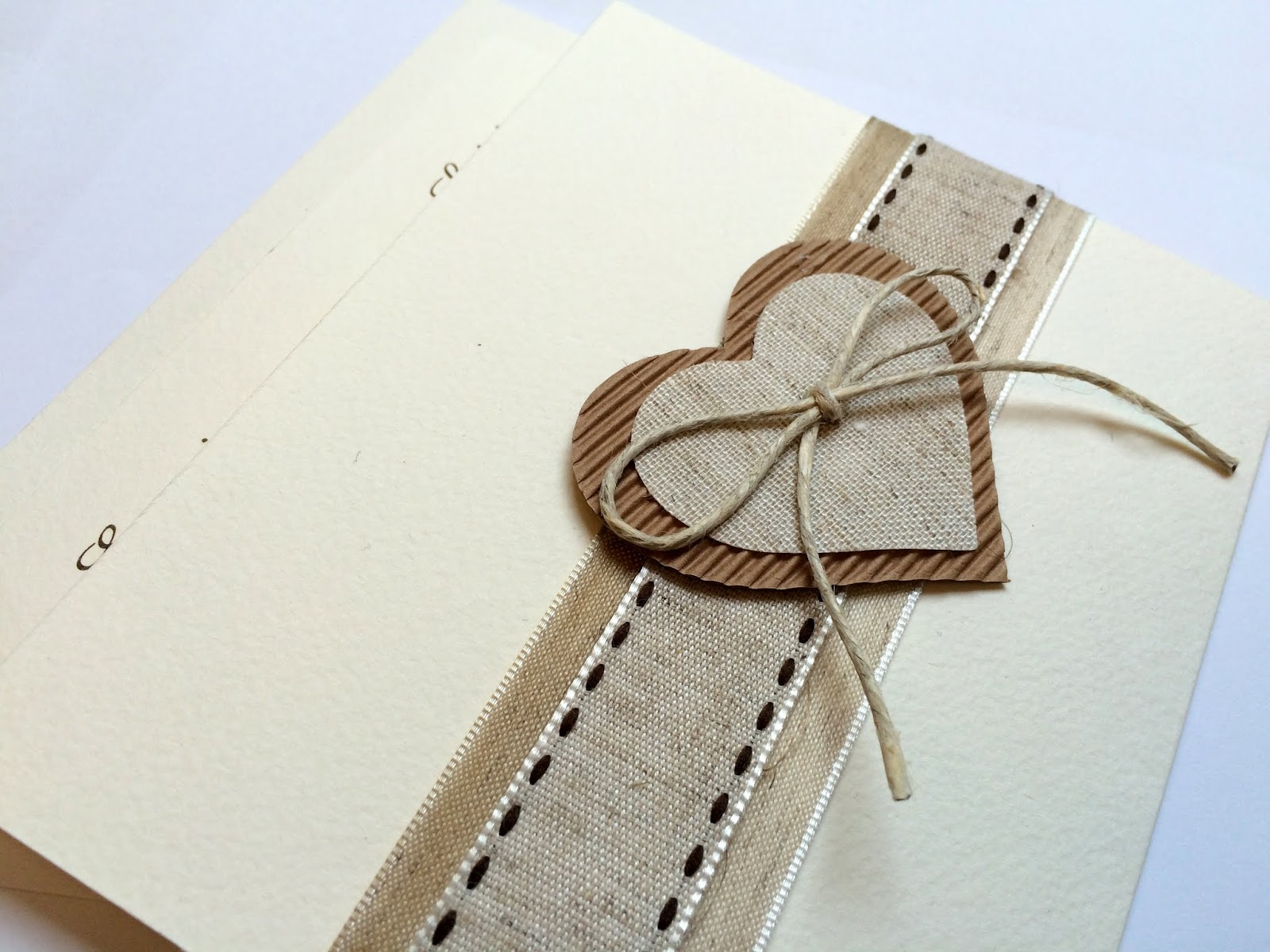 Parte Matrimonio Rustico : Lumaca matta handmade with love country chic invitations