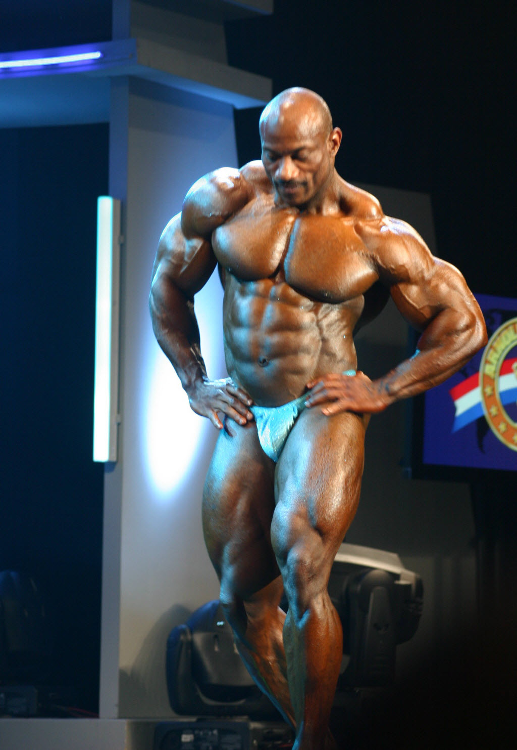 Dexter Jackson | Bodybuilding Routines - Routines of Experts
