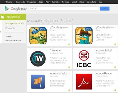 Instala en tu Android y Tablet China Google Play Store v4.1.10