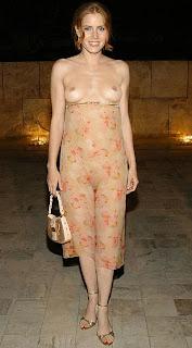 Amy Adams Boobs Flash