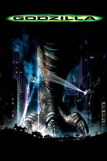 Godzilla (1998) ταινιες online seires oipeirates greek subs