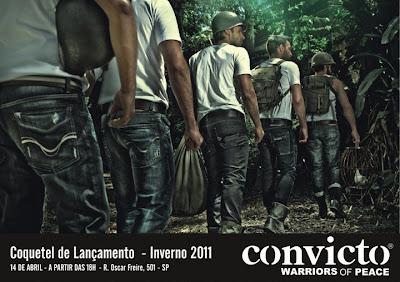 Coquetel Convicto Jeans - Inverno 2011
