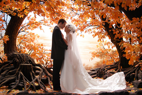 wedding ideas for fall