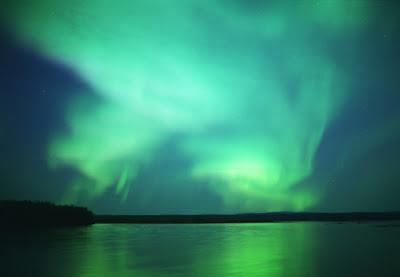 Ini Dia Gambar Aurora Yang Menakjubkan