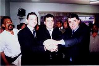 Marcio Cecchettini e Marcelo Cypriano